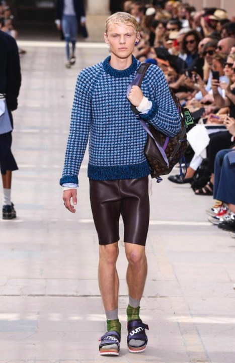 LOUIS VUITTON MENSWEAR SPRING SUMMER 2018 PARIS13