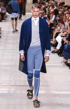 LOUIS VUITTON MENSWEAR SPRING SUMMER 2018 PARIS16