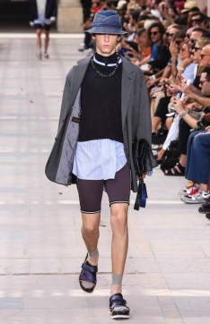 LOUIS VUITTON MENSWEAR SPRING SUMMER 2018 PARIS25