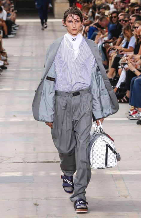 LOUIS VUITTON MENSWEAR SPRING SUMMER 2018 PARIS26