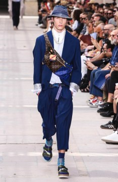 LOUIS VUITTON MENSWEAR SPRING SUMMER 2018 PARIS31
