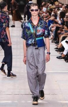 LOUIS VUITTON MENSWEAR SPRING SUMMER 2018 PARIS36