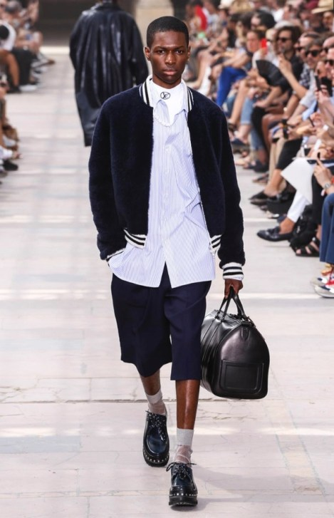 LOUIS VUITTON MENSWEAR SPRING SUMMER 2018 PARIS39