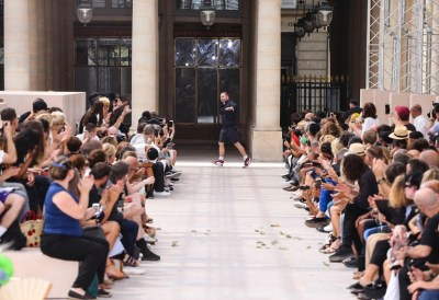 LOUIS VUITTON MENSWEAR SPRING SUMMER 2018 PARIS8