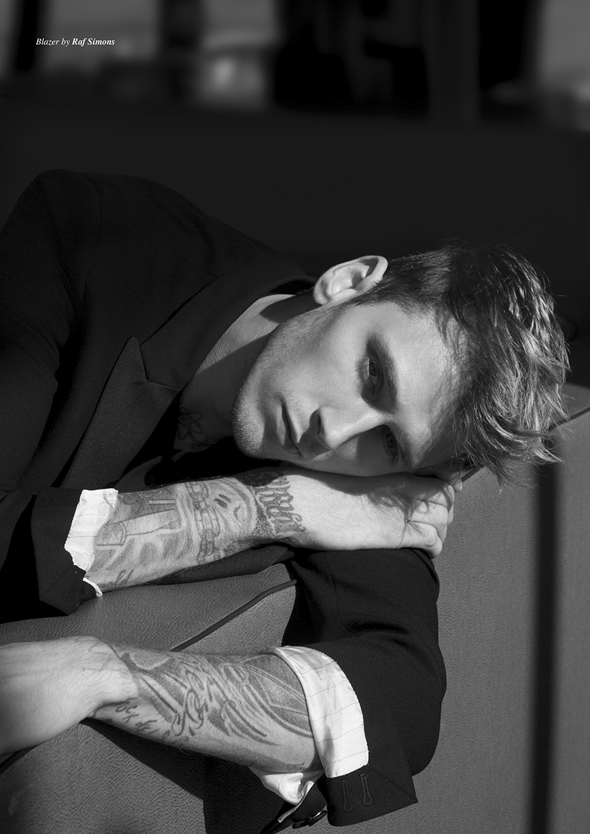 Machine Gun Kelly by Karl Simone3