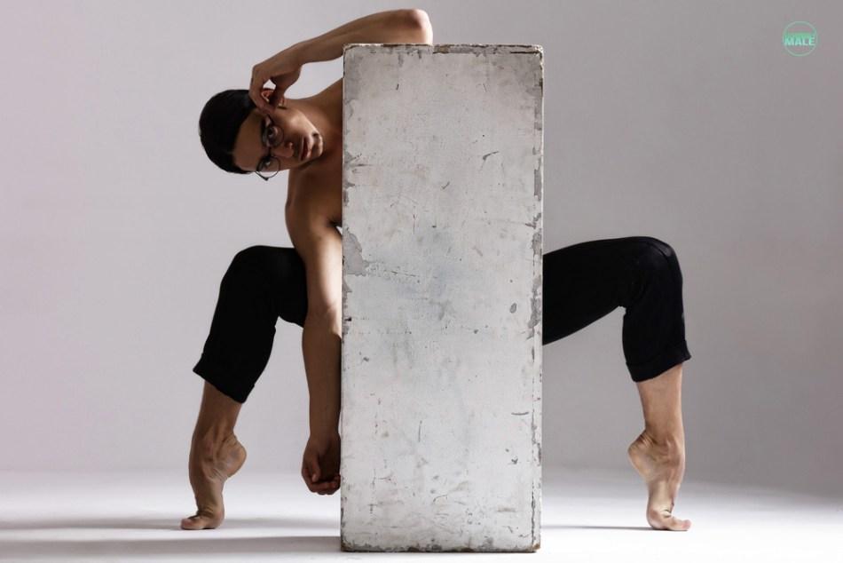 Mihael Belilov by Joan Crisol for Fashionably Male4