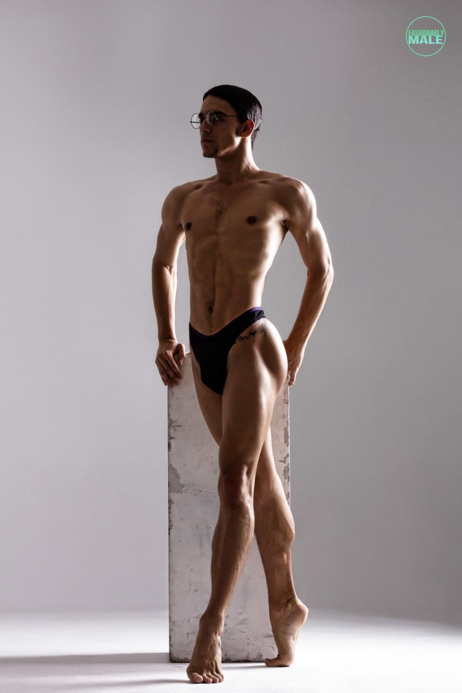 Mihael Belilov by Joan Crisol for Fashionably Male6