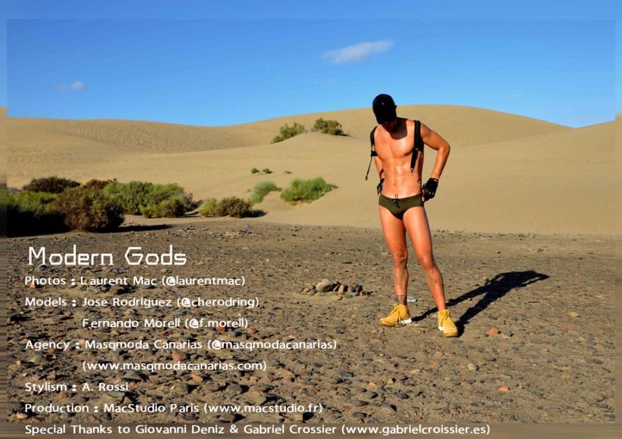 Modern Gods by Laurent Mac20