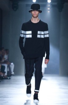 NEIL BARRETT MEN & WOMEN SPRING SUMMER 2018 MILAN36