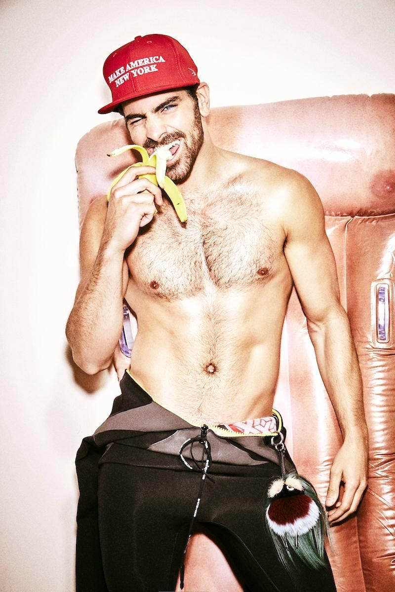 Nyle DiMarco for Paper Magazine2