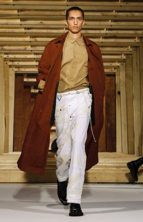 OAMC MENSWEAR SPRING SUMMER 2018 PARIS12