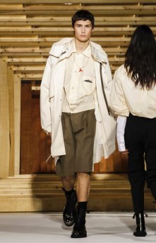 OAMC MENSWEAR SPRING SUMMER 2018 PARIS9
