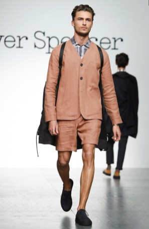 OLIVER SPENCER MENSWEAR SPRING SUMMER 2018 LONDON6