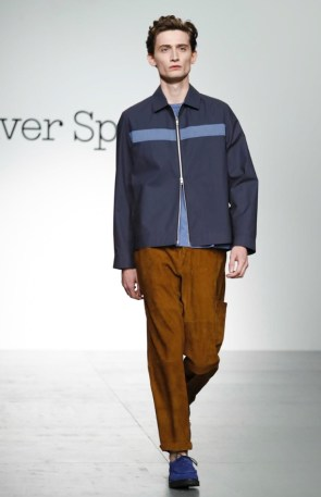 OLIVER SPENCER MENSWEAR SPRING SUMMER 2018 LONDON7