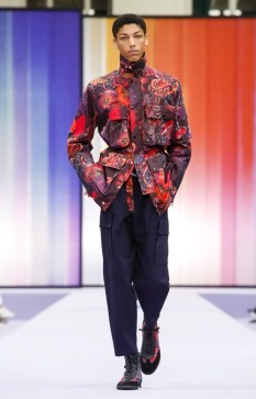 PAUL SMITH MENSWEAR SPRING SUMMER 2018 PARIS14