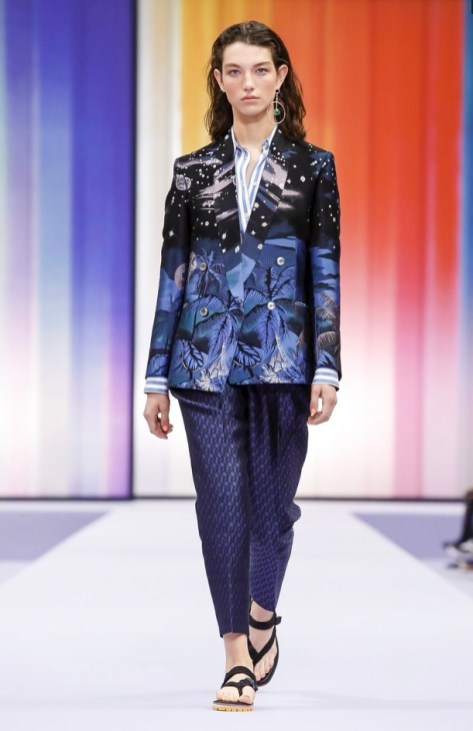 PAUL SMITH MENSWEAR SPRING SUMMER 2018 PARIS45