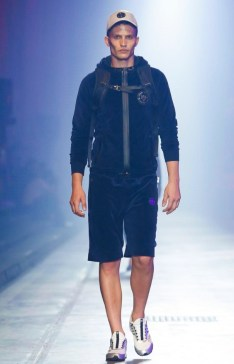 PLEIN SPORT MEN & WOMEN SPRING SUMMER 2018 MILAN3