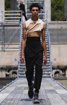 RICK OWENS MENSWEAR SPRING SUMMER 2018 PARIS29