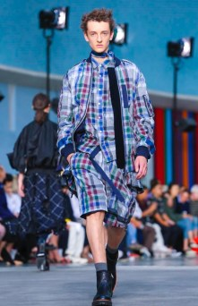 SACAI MENSWEAR SPRING SUMMER 2018 PARIS11