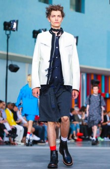 SACAI MENSWEAR SPRING SUMMER 2018 PARIS21