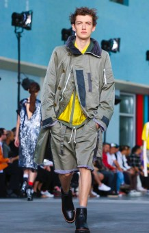 SACAI MENSWEAR SPRING SUMMER 2018 PARIS22