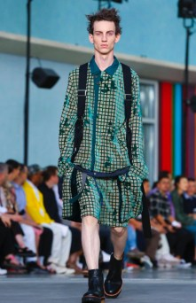 SACAI MENSWEAR SPRING SUMMER 2018 PARIS24