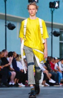 SACAI MENSWEAR SPRING SUMMER 2018 PARIS27
