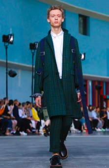 SACAI MENSWEAR SPRING SUMMER 2018 PARIS34