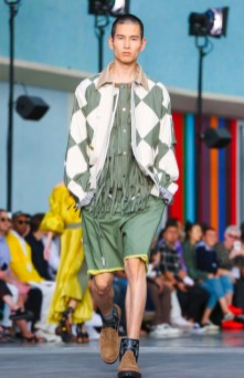 SACAI MENSWEAR SPRING SUMMER 2018 PARIS42