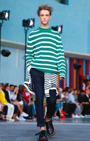 SACAI MENSWEAR SPRING SUMMER 2018 PARIS5