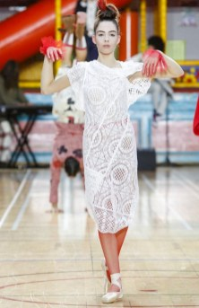 VIVIENNE WESTWOOD MEN & WOMEN SPRING SUMMER 2018 LONDON2