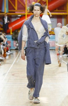 VIVIENNE WESTWOOD MEN & WOMEN SPRING SUMMER 2018 LONDON29