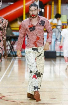 VIVIENNE WESTWOOD MEN & WOMEN SPRING SUMMER 2018 LONDON3
