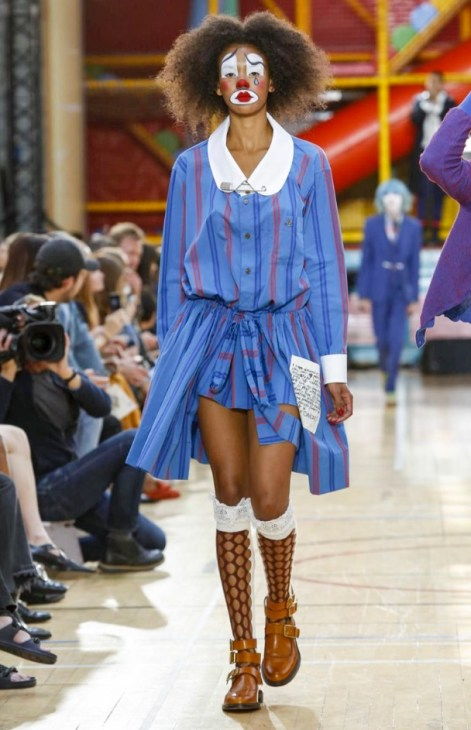 VIVIENNE WESTWOOD MEN & WOMEN SPRING SUMMER 2018 LONDON38