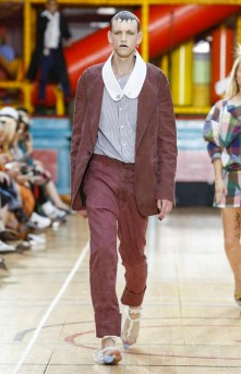 VIVIENNE WESTWOOD MEN & WOMEN SPRING SUMMER 2018 LONDON4