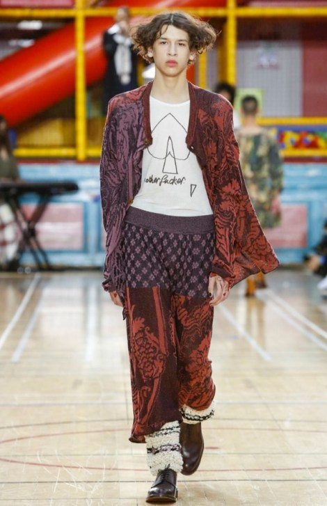 VIVIENNE WESTWOOD MEN & WOMEN SPRING SUMMER 2018 LONDON52