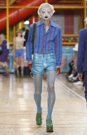 VIVIENNE WESTWOOD MEN & WOMEN SPRING SUMMER 2018 LONDON59
