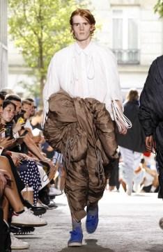 Y PROJECT MENSWEAR SPRING SUMMER 2018 PARIS4