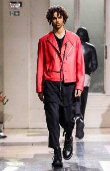 YOHJI YAMAMOTO MENSWEAR SPRING SUMMER 2018 PARIS22