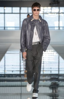 BOSS MENSWEAR SPRING SUMMER 2018 NEW YORK10