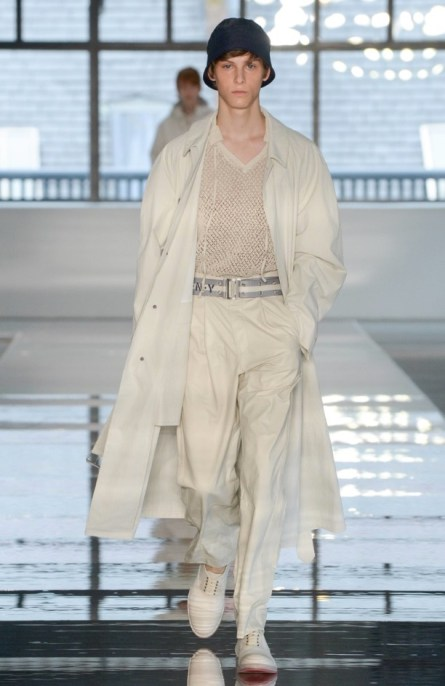 BOSS MENSWEAR SPRING SUMMER 2018 NEW YORK13