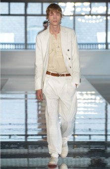 BOSS MENSWEAR SPRING SUMMER 2018 NEW YORK15
