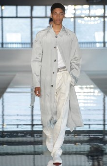BOSS MENSWEAR SPRING SUMMER 2018 NEW YORK23