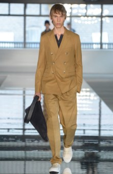 BOSS MENSWEAR SPRING SUMMER 2018 NEW YORK24