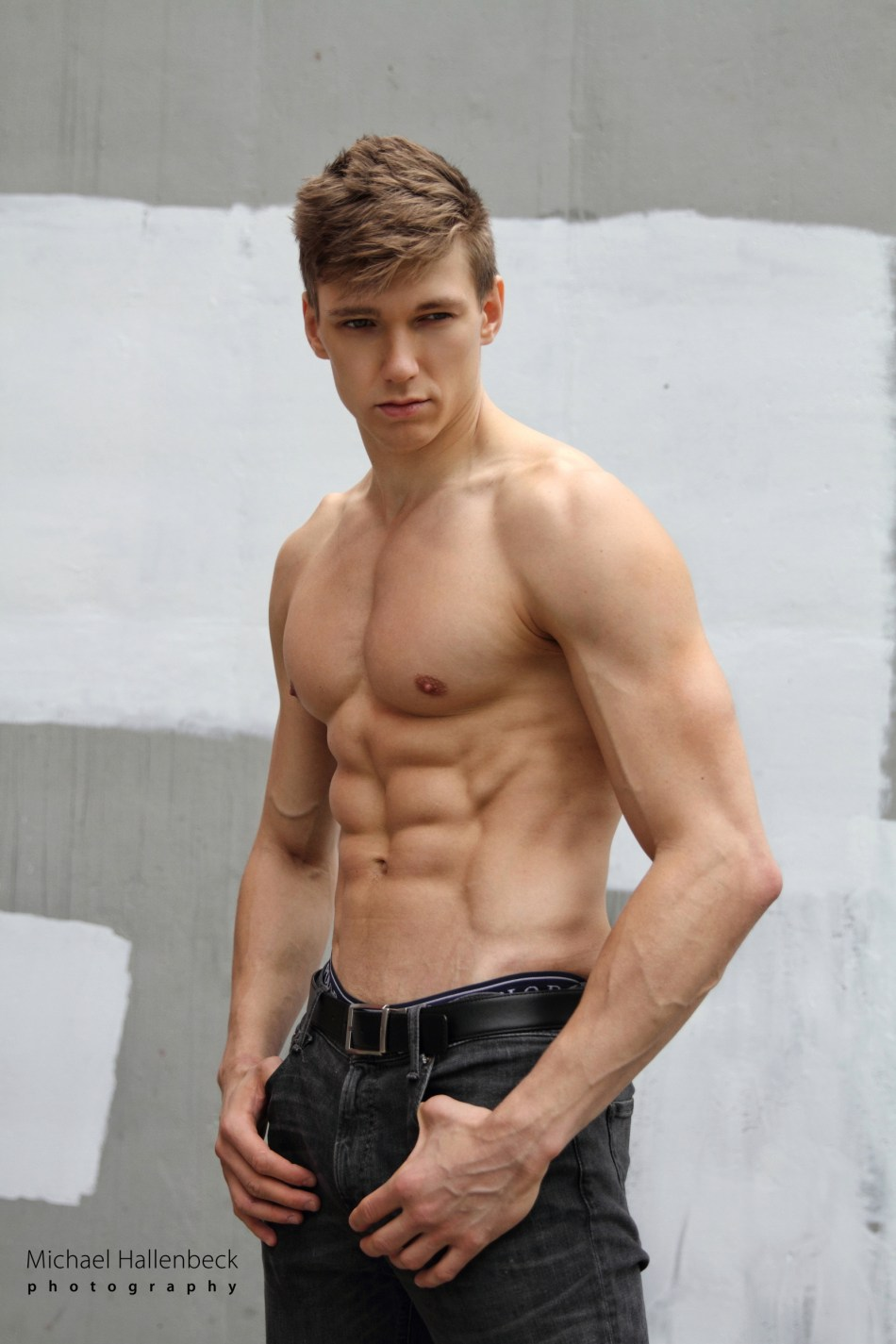 The Road To Somewhere Model Dmitriy By Michael Hallenbeck