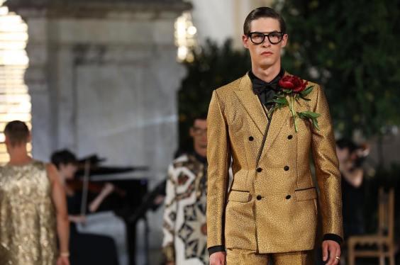 Dolce&Gabbana presents Alta Sartoria in Monreale2
