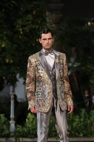 Dolce&Gabbana presents Alta Sartoria in Monreale20