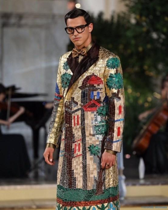 Dolce&Gabbana presents Alta Sartoria in Monreale7