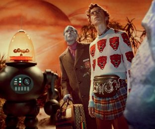 GUCCI AW17-18 BY GLEN LUCHFORD CAMPAIGN22