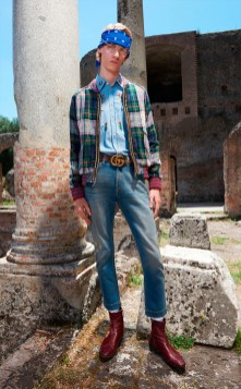 GUCCI RESORT 2018 MENSWEAR29